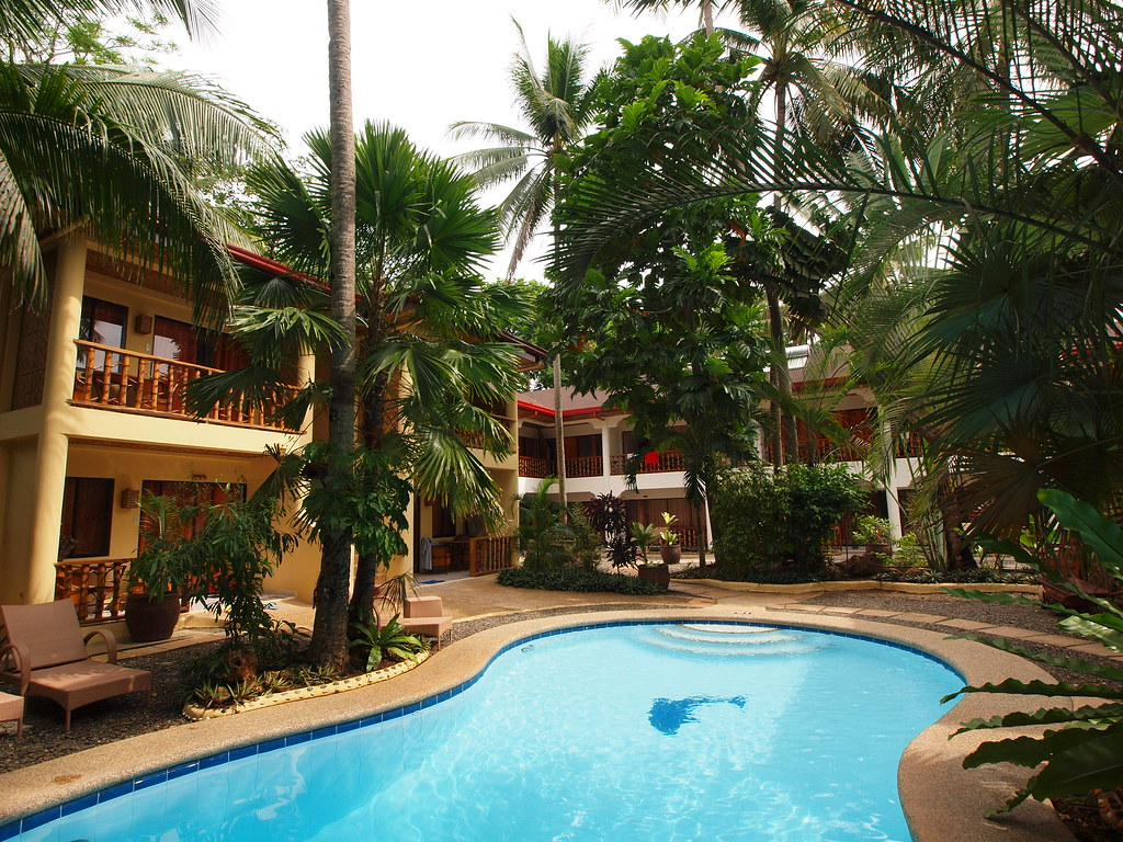 Alona Vida Beach Resort - Deluxe Rooms  (6)