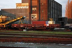 27 84 3334 402-7 - strukton - zp - 121209 (.Nivek.) Tags: goederenwagens goederen wagen goederenwagen gutenwagen uic type k