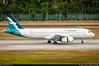 [SIN.2015] #SilkAir #MI #Airbus #A320 #9V-SLI #awp (CHR / AeroWorldpictures Team) Tags: silkair airbus a320233 msn cn 2775 eng iae v2527ea5 reg 9vsli history aircraft first flight under test fwwds built site toulouse lfbo france delivered mi slk cabin config c12y138 withdrawn use stored kemble egbp uk wfu a320 plane aircrafts airplane planespotting singapore airlines airways asian asia sin wsss runway reverse a320200 nikon d300s raw nikkor 70300vr lightroom awp chr 2015