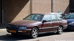 Opel Senator 3.0i 1987 (XBXG) Tags: 75tkk4 opel senator 30i 1987 opelsenator gm general motors verrijn stuartweg diemen nederland holland netherlands paysbas youngtimer old classic german car auto automobile voiture ancienne allemande deutsch vehicle outdoor