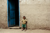 lone child (rick.onorato) Tags: africa ethiopia omo valley tribes tribal child