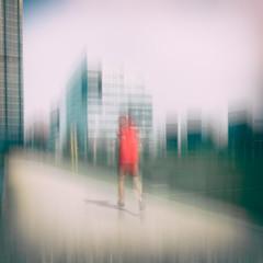 En suspension (Yoann Delaplace) Tags: sport flou jogger hoomee ville street rue lille parc activité reve reverie vapeur