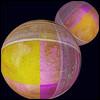 (Cliff Michaels) Tags: iphone8 photoshop pse9 spheres balls colors