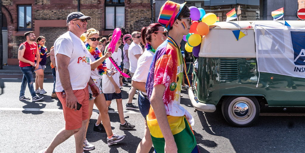 ABOUT SIXTY THOUSAND TOOK PART IN THE DUBLIN LGBTI+ PARADE TODAY[ SATURDAY 30 JUNE 2018]-141795