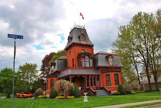 St Marys  - Ontario - Canada  - 236 Jones Street East - Victorian Architecture