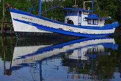 (Lenir De Vivo) Tags: reflexo barco