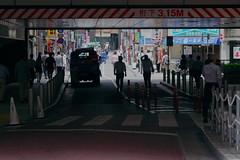 DSCF7920 (tohru_nishimura) Tags: xe1 xf6024 fujifilm shibuya train keio station tokyo japan