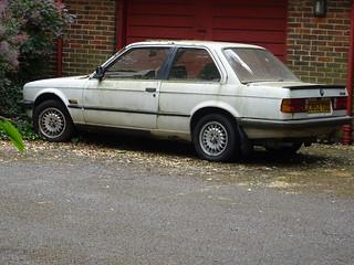 1985 BMW 316i