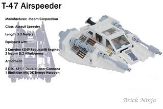 T-47 modified Snowspeeder