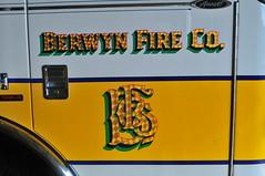 Berwyn Fire Company Engine 2-3 (Triborough) Tags: pa pennsylvania chestercounty berwyn bfc berwynfirecompany firetruck fireengine engine engine23 pierce arrowxt arrow xt