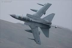 """Fang 01"" Panavia Tornado GR4 ZA543 (Ian Garfield - thanks for over 2 million views!) Tags: ian garfield photography canon avgeek low level mach loop flying bwlch exit air force tornado gr4 za543 royal panavia aircraft sky jet airplane cockpit"