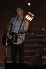 Cheyenne Frontier Days (jenniferlinneaphotography) Tags: cheyenne frontier days wyoming fair 2018 tour live concert performance outdoor outside grandstand fairgrounds grand stand evening night natural light summer country photography music musician singer tyler hubbard florida georgia line fgl