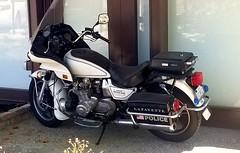 Lafayette Police Motorcycle (Caleb O.) Tags: lafayette police bike