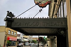 Ironwood Theatre, Ironwood, MI (Robby Virus) Tags: ironwood michigan mi up upper peninsula historic theatre theater sign signage marquee