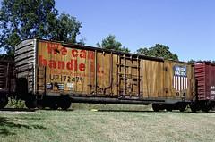 UP Class BF-70-18 172479 (Chuck Zeiler) Tags: up class bf7018 172479 railroad boxcar freight car cotter train chuckzeiler chz