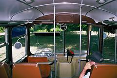 Interni (maximilian91) Tags: fiat314cansa fiat314 fiatcansa fiat oldbuses vintagebuses italianbuses italia italy liguria laspezia provia provia100 35mm film analogue nikonfe