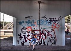 Schuytgra(af)fiti (HGerritsen) Tags: graffiti schuytgraaf arnhem station arnhemzuid metamorfosenallee