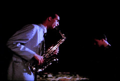 John Lurie (Don Claudio, Vienna) Tags: chris parker jim jarmusch permanent vacation still movie film cinema independent lounge lizards jazz free saxophon