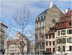 19-CREME ECLIPSE - ESTRASBURGO - FRANCIA - (--MARCO POLO--) Tags: ciudades rincones curiosidades edificios arquitectura