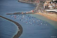 Playa De Las Teresitas, Санта-Круз, Тенеріфе, Канарські острови  InterNetri  752