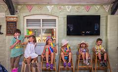 Cool Kids (jayneboo) Tags: kids children party ice cream birthday four twins grandchildren park hall farm experience cl 1856