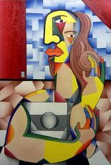 A Espera (Teixeira Leite) Tags: artebrasileira artemoderna modernart figurativa