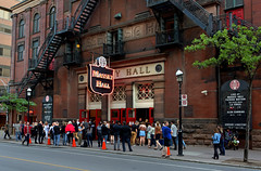 Massey Hall (ashockenberry) Tags: toronto massey hall city architecture entertainment victoria street shuter building downtown ontario canada landmark landscape
