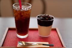 Dessert! (Hideki Iba) Tags: dessert tea cafe kobe japan nikon d850 58mm indoor light