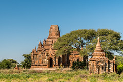 Shwe Leik Too Temple - Bagan (fab_dlel) Tags: birmanie voyages asie
