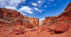 Antelope Canyon (Stuart Schaefer Photography) Tags: antelopecanyon pageaz landscape outdoor outdoorphotography travel travelphotography sonya7m3 sky rock cliff canyon soil mountain