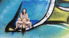 Jamie / Dok Noord - 16 jul 2018 (Ferdinand 'Ferre' Feys) Tags: gent ghent gand belgium belgique belgië streetart artdelarue graffitiart graffiti graff urbanart urbanarte arteurbano ferdinandfeys jamie