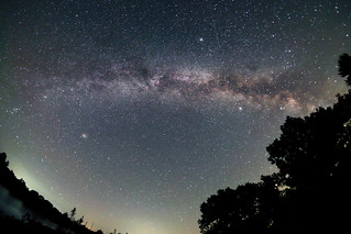 Milky Way at Torrence Barrens