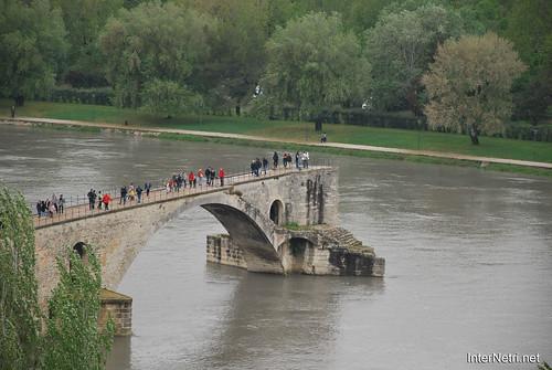 Річка Рона, Авіньйон, Прованс, Франція InterNetri.Net France 1460