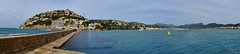 Port d'Andratx - Panorama - Mallorca, ES (André-DD) Tags: majorca mallorca spain spanien island isle insel meer wasser water ocean ozean hafen port andratx portandratx portdandratx häuser houses haus house küste coast berg hill mittelmeer mediterraneansea city building tree sea sky landscape bay mountain forest espania rock