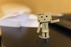 Hey there ! (Kunal Baweja) Tags: canon fullframe danbo danboard usa unitedstates color colors light lights