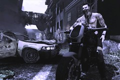 Mercenary (JohnnyWalker29 Resident) Tags: secondlife second life mercenary city blog fashion design bandana moto motor desert taxy street bento head body signature gaeg bad motorcicle adam belleza slink photo male man boy