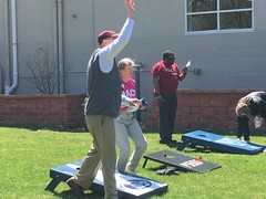 IMG_1969 (HACC, Central Pennsylvania's Community College.) Tags: gettysburg daygiving corn hole outdoors outside jeff trustee game lawn