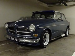 JH-85-07 1964 Volvo 122 S (Amazon) (Skitmeister) Tags: jh8507 car auto pkw voiture carspot skitmeister nederland netherlands holland