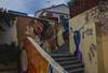 375 - La coleccionista de arte (dreyphotos) Tags: greta garbo coleccionista de arte graffiti graffity granada paseo palmas