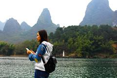 桂林 (aaaaa1903) Tags: china kweilin yangso 廣西 桂林 陽朔 漓江
