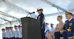 Cutter Richard Snyder commissioned in Atlantic Beach, NC (Coast Guard News) Tags: coastguardcutterrichardsnyder rearadmmeredithaustin commissioningceremony atlanticbeach northcarolina midatlantic fifthdistrict 5thdistrict d5 fortmacon fastresponsecutter frc unitedstates us