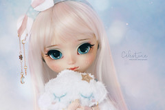 Célestine (Mikiyochii) Tags: doll pullip groove pullipdoll custom