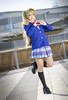 _MG_7048 (Mauro Petrolati) Tags: francesca kotori minami love live school uniform romics 2018 cosplay cosplayer