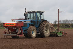 Ford 8830 PowerShift Tractor with an Amazone Power Harrow & an Accord Pneumatic DF1 Seed Drill (Shane Casey CK25) Tags: ford 8830 powershift tractor amazone power harrow accord pneumatic df1 seed drill new holland cnh nh blue castletownroche casenewholland newholland traktor tracteur traktori trekker trator ciągnik sow sowing set setting drilling tillage till tilling plant planting crop crops cereal cereals county cork ireland irish farm farmer farming agri agriculture contractor field ground soil dirt earth dust work working horse horsepower hp pull pulling machine machinery grow growing nikon d7200