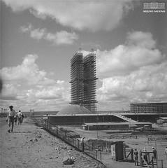 Congresso Nacional (Arquivo Nacional do Brasil) Tags: congressonacional brasília construção obra engenharia política históriapolítica construçãocivil arquitetura architecture