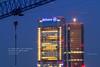 Il Dritto, Lo Storto, Citylife, Milano (Obliot) Tags: 2018 gru obliot isozaki dritto sony a7riii generali 70200 storto milano grattacieli incostruzione citylife allianz blue hadid finestre lombardia lyuci cielo antenna orablue città