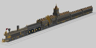 The Rail Cathedrale 1