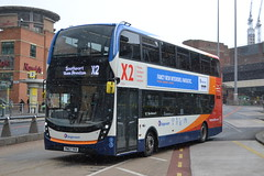 Stagecoach Merseyside & South Lancashire 15304 YN67YKX (Will Swain) Tags: liverpool 17th march 2018 bus buses transport travel uk britain vehicle vehicles county country england english north west merseyside city centre stagecoach south lancashire 15304 yn67ykx