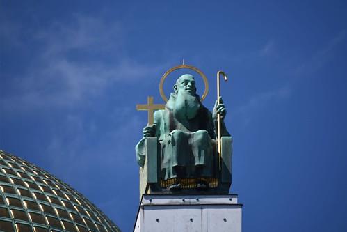Kirche am Steinhof (Otto Wagner, 1907)
