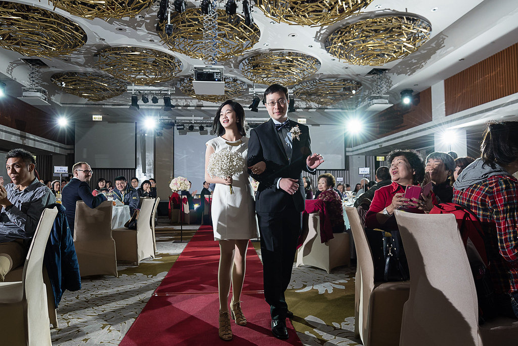 婚攝|婚攝推薦|彥廷&雅瑄 |桃園威斯汀酒店